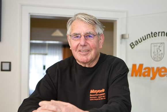 Josef Mayerle